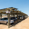 !Khwa ttu - photovoltaic panels used to shade parking