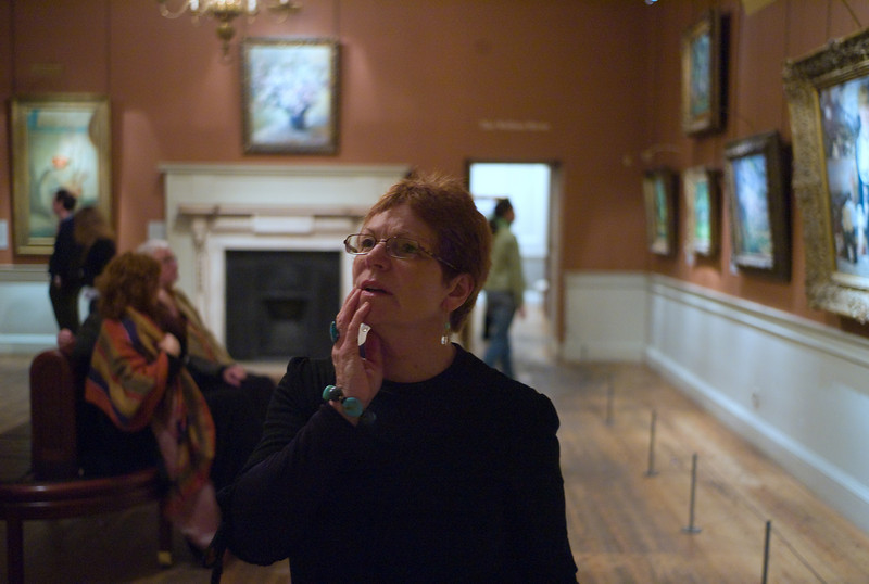 Judy in the Courtauld
