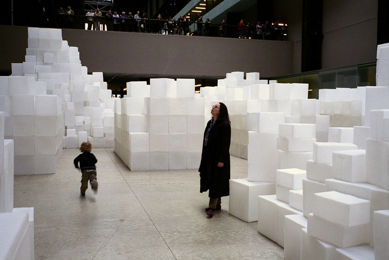 Reactions (3 and 4) to Rachel Whiteread's <i>Embankment</i>