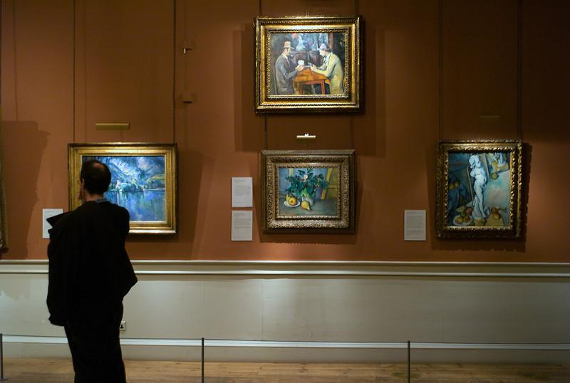 Courtauld Institute Gallery, October 2007