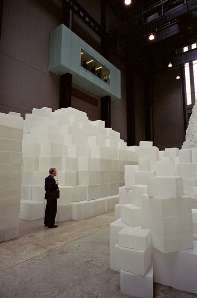 Reactions (1) to Rachel Whiteread's <i>Embankment</i>