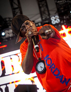 Flavor Flav of Public Enemy