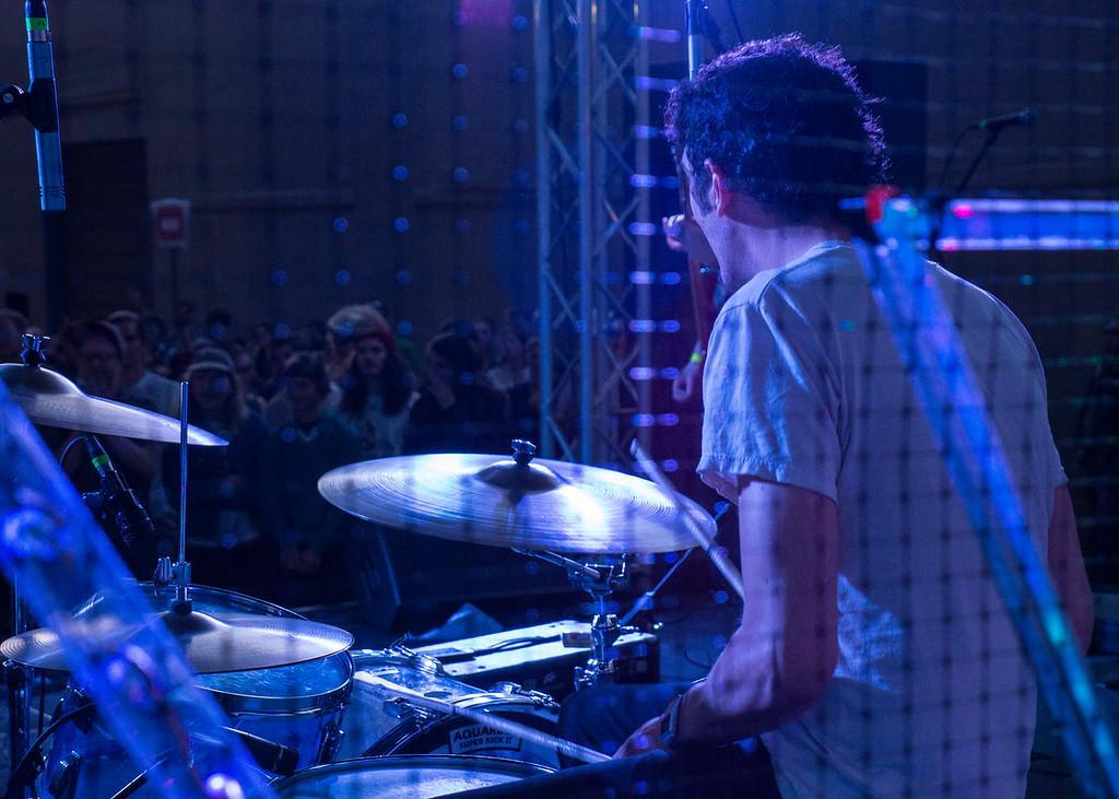 Mope Grooves @ PDX Pop Now! Festival, Portland - July, 24, 2015