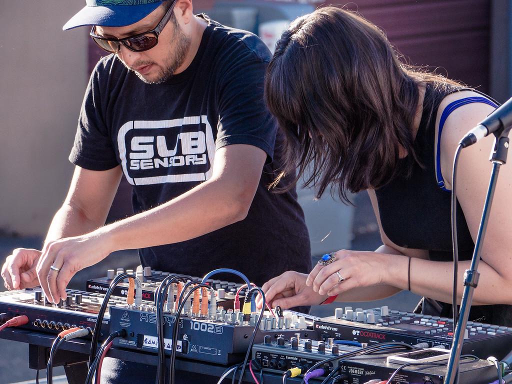 Camino Acid @ PDX Pop Now! Festival, Portland - 2017