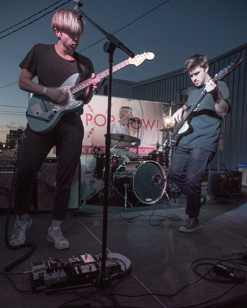 Turtlenecked @ PDX Pop Now! Festival, Portland - 2017