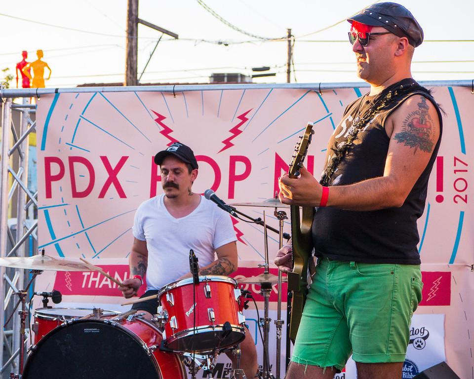 Cockeye @ PDX Pop Now! Festival, Portland - 2017