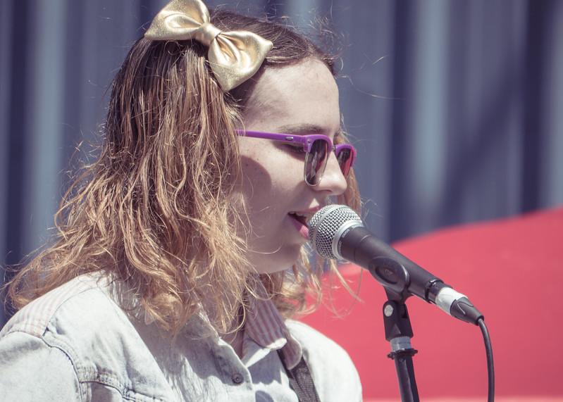 Cool Schmool @ PDX Pop Now! Festival, Portland - 2017