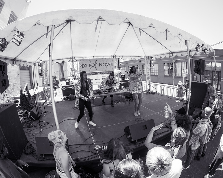 [E]mpress @ PDX Pop Now! Festival, Portland - 2017