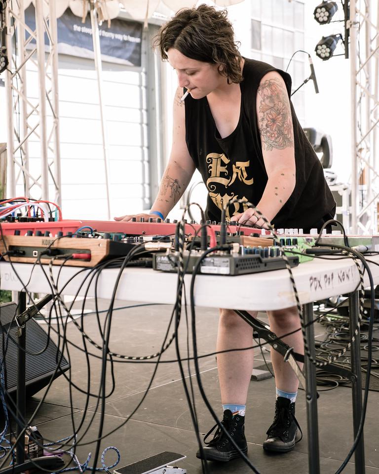 EMS @ PDX Pop Now! Festival, Portland - 2017