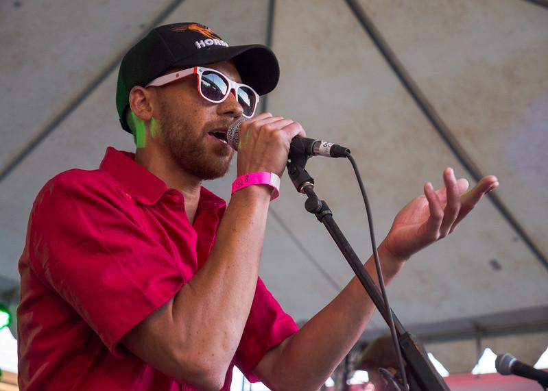 Tribe Mars @ PDX Pop Now! Festival, Portland - 2017