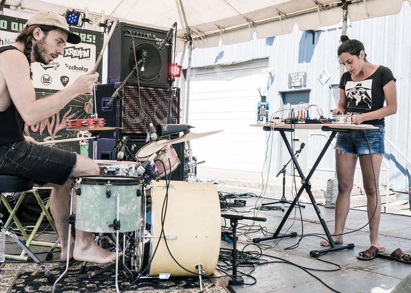 Sea Moss @ PDX Pop Now! Festival, Portland - 2018