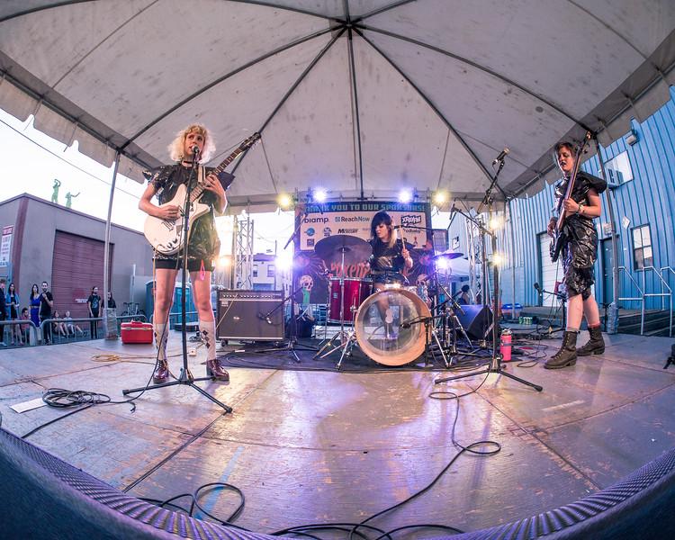 Mr. Wrong @ PDX Pop Now! Festival, Portland - 2018