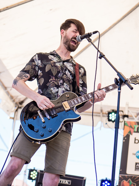 Hair Puller @ PDX Pop Now! Festival, Portland - 2018