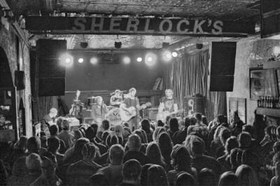 The Clarks - Sherlocks - 11-7-2014