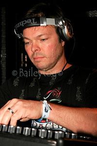 Pete Tong at the HiFi Festival at Matfen Estate, Northumberland on 27 May 2006