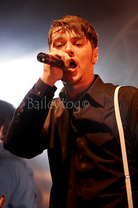 Ex Busted Matt Willis performed live at MTV's Spanking New Music recorded at Northumbria University, Newcastle upon Tyne 20 March 2006