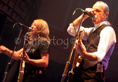 Status Quo perform at Newcastle City Hall, 03 November 2005
