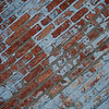 Faded Brick Wall #2