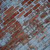Faded Brick Wall #2