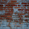 Faded Brick Wall #1