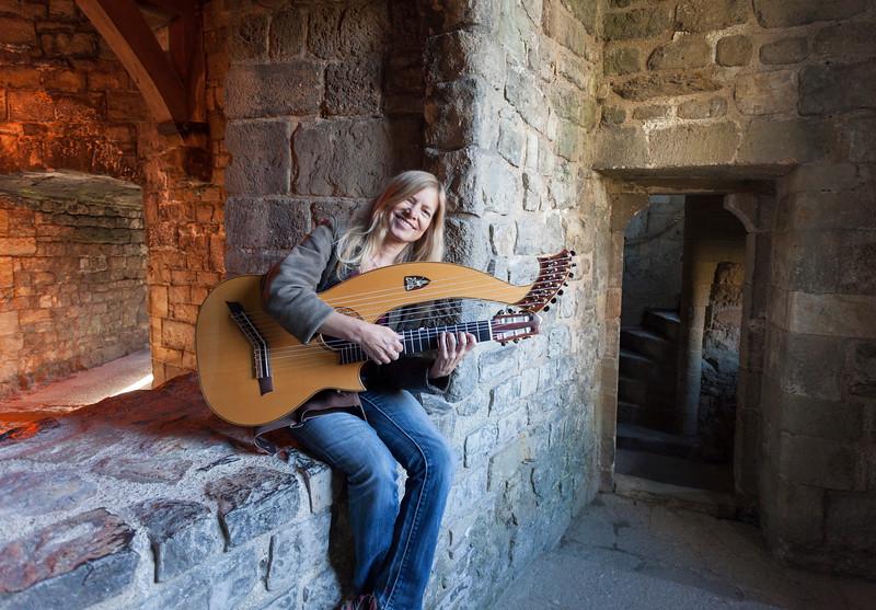 Muriel Anderson - North Wales
