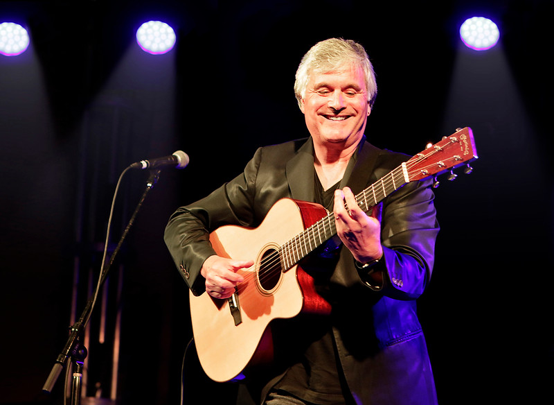 Laurence Juber at ASGN '16