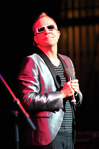 Fred Schneider of The B-52's
