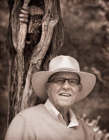 Song writer Billy Ed Wheeler
