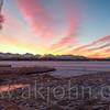 Sunrise in Anchorage