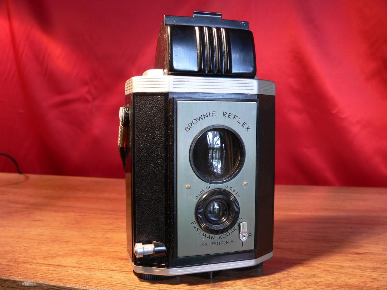 Eastman Kodak Brownie Reflex (1940-1941)