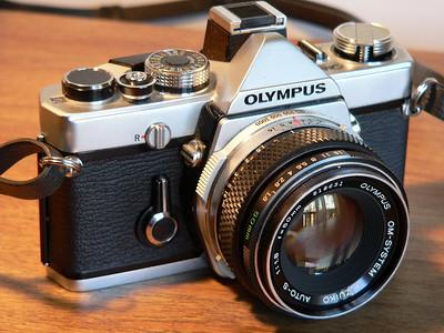 Olympus OM-1 MD  (1974)