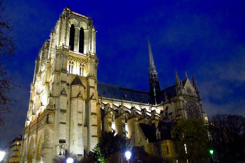 Paris Basilica