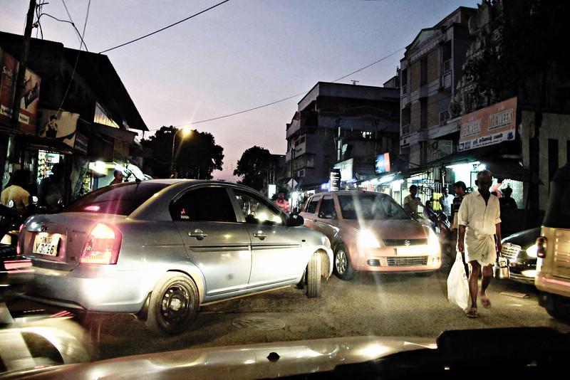 Chennai Traffic