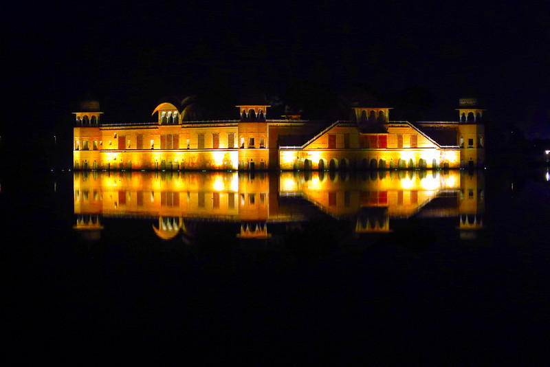 Jal Mahal or the water palace