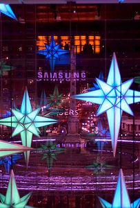 TimeWarner Bldg. Columbus Circle/NYC