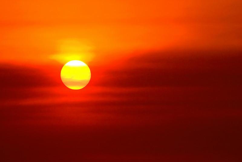 Sunset Dip