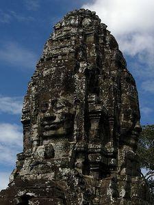 Angkor Thon, Cambodia