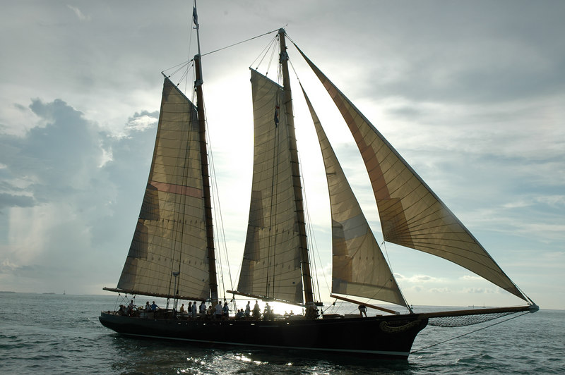 Sailboat - Key West