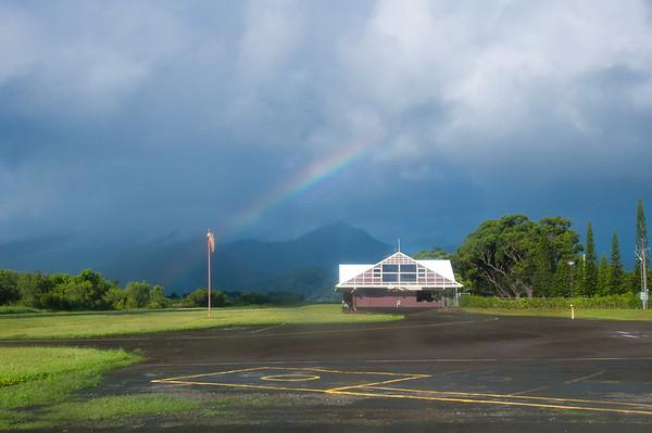 Kauai heliport