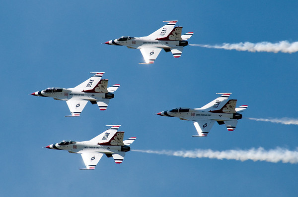 Thunderbirds at Sun-n-Fun 2008