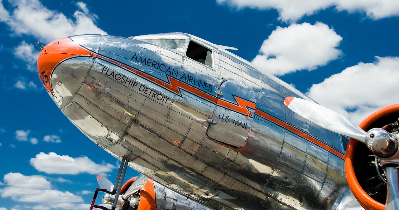 Flagship Detroit - DC3