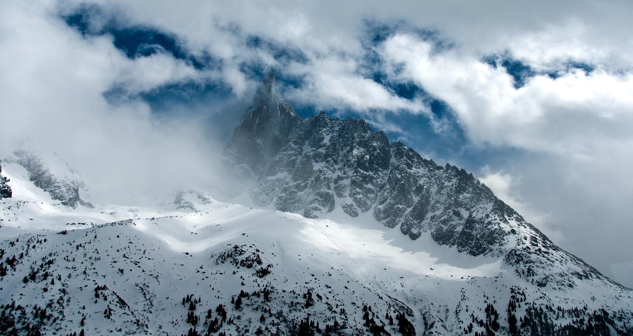 Mont Blanc, France 2008