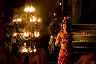 Kecak Princess   (Bali, Indonesia. 2008)
