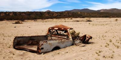 Baja Rust (Baja California, Mexico 2008)