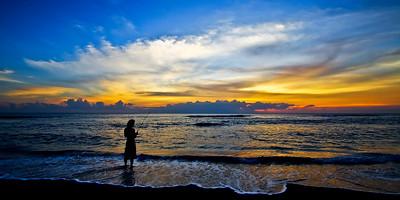 Catchin' Rays  (Lombok, Indonesia 2008)