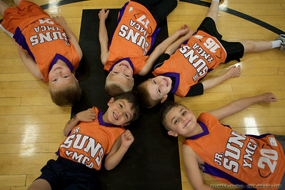 Youth Basketball - Rockstars 2008