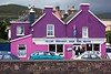 Purple People Eater(y) - just loved the colour of this building, so out of place in Ireland (Dingle)
