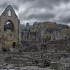 Tintern Abbey a bit scarey :-)
