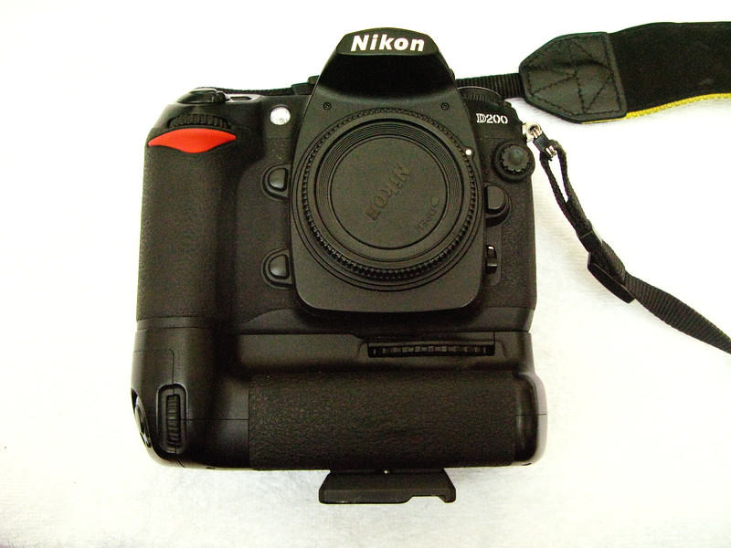 Nikon D200 ..my first digital SLR body. I bought this cautiously as digital was still evolving. Great camera and gave me very good shots. I still use it as my DX format camera for macro photography and for extended range if needed on my 600mm.