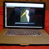 My Apple Macbook Pro - I carry this around in long trips, where I copy all my pictures if my cards run out and also I use it for publishing my website and other unofficial purposes. I use Moshi keypad cover and as well use Moshi touchpad and body cover. Also use the Macallay hardcover and Neoprene Secondskin.